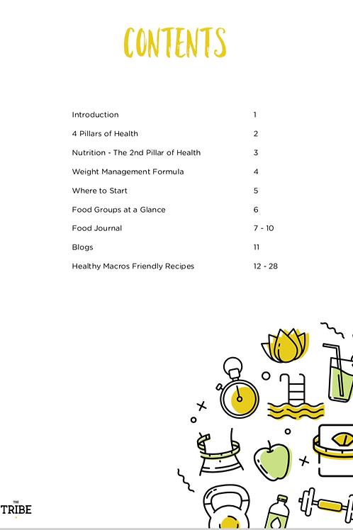 Nutrition eBook