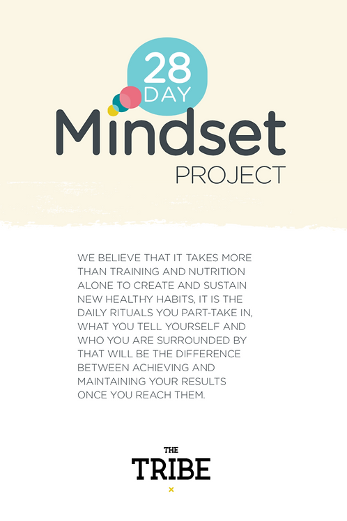 28 Day Mindset Project