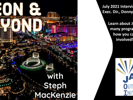 JOI Featured on Neon & Beyond Radio Show with Steph MacKenzie!