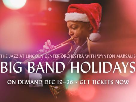 Big Band Holidays - Virtual Concert!