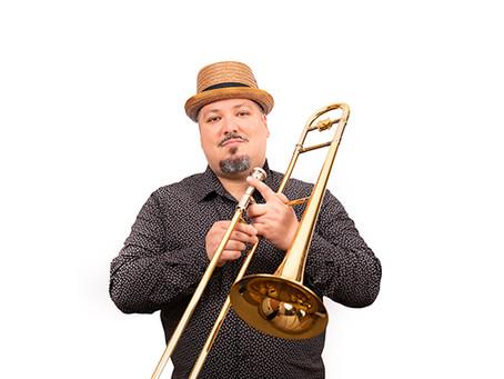 Michael Dease Trombone Clinic