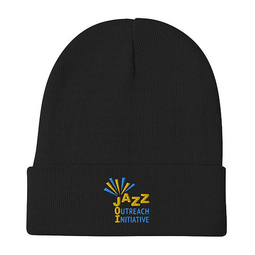JOI Embroidered Beanie
