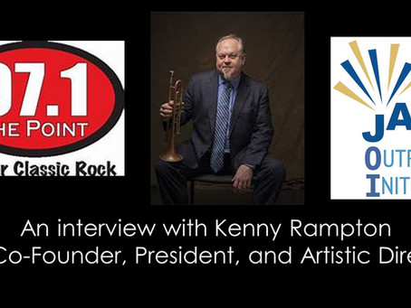 "Listen to JOI's Kenny Rampton Interview on 97.1 The Point's ""Neon & Beyond"""