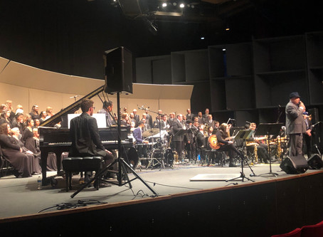 """LAS VEGAS' ESSENTIALLY ELLINGTON REGIONAL HIGH SCHOOL JAZZ BAND FESTIVAL"""