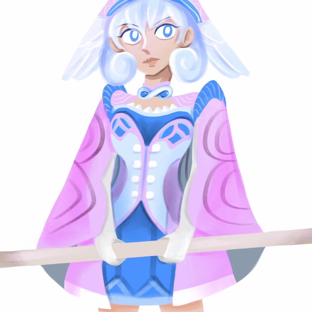 [Fanart] Melia from Xenoblade Chronicles