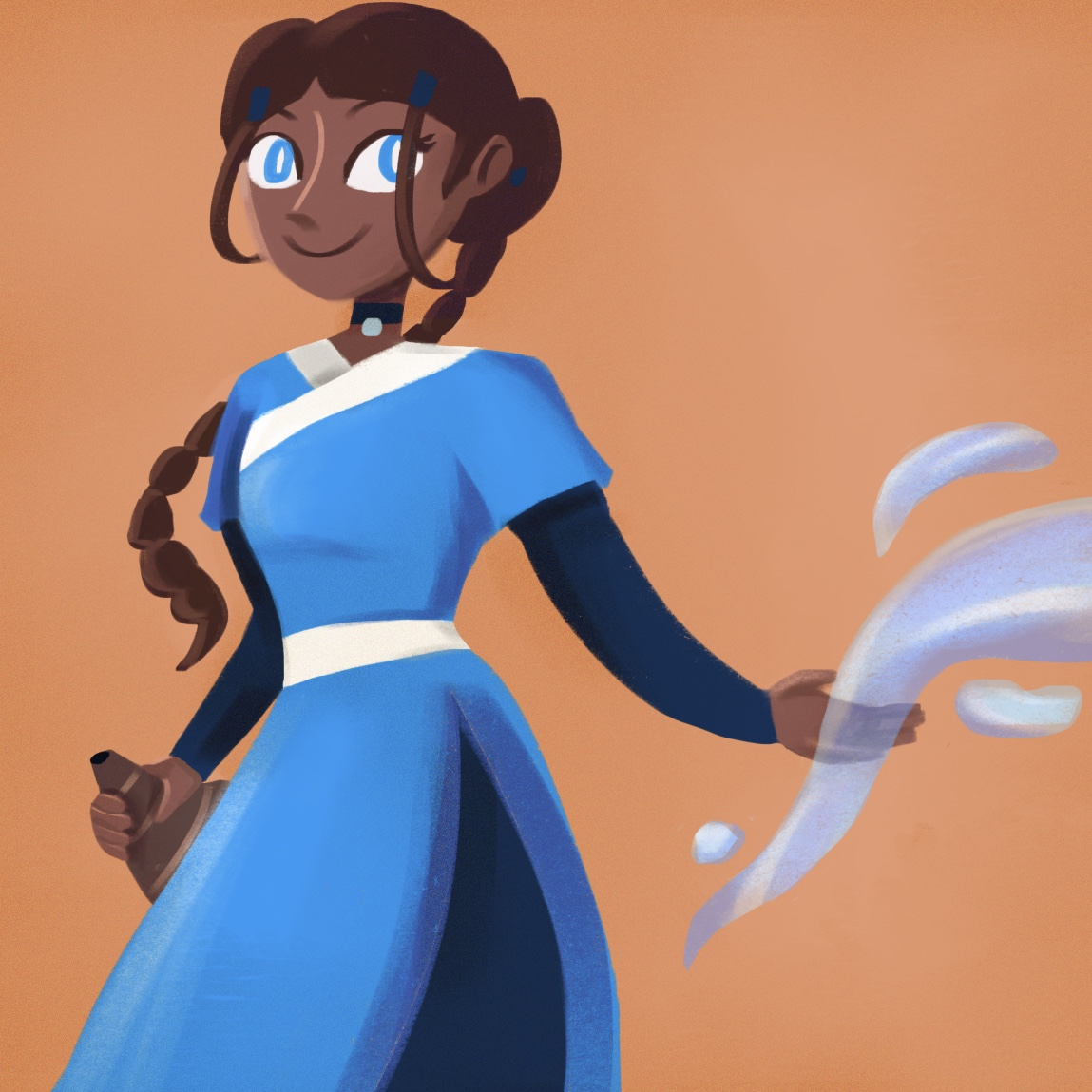 [Fanart] Katara from Avatar: The Last Airbender