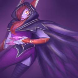 [Fanart] Xayah from League of Legends