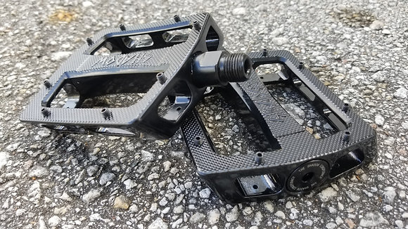 """Shadow Ravager Sealed Alloy BMX Pedals - Black 9/16"""""""