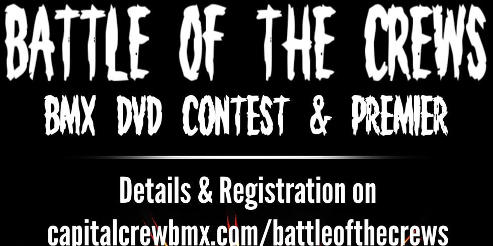 Battle of the Crews: BMX DVD Contest & Premier Party
