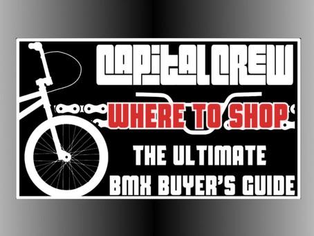 Where to Buy BMX Stuff - Legitimate & Illegitimate BMX Mail-orders