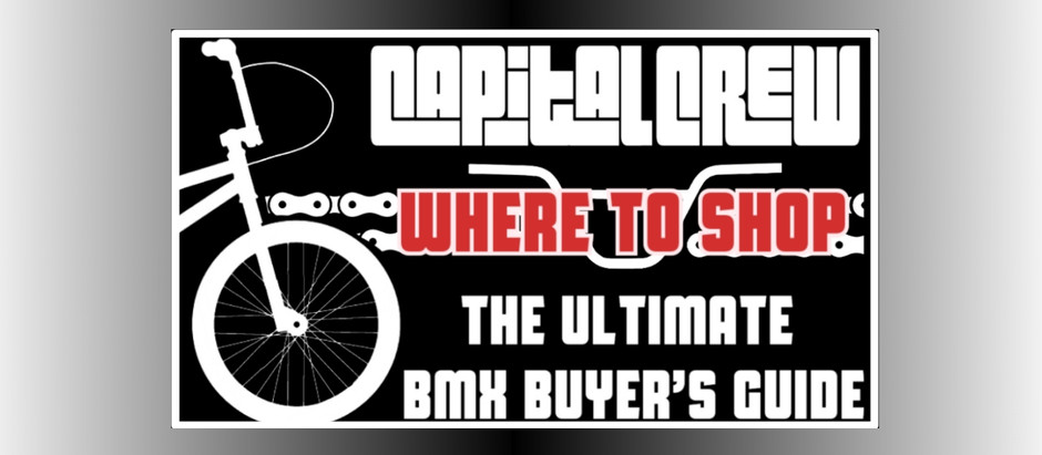 Where to Buy BMX Stuff - Legitimate & Illegitimate BMX Mail-orders