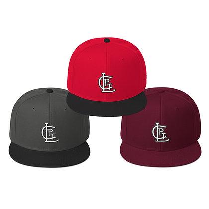"""CPTL"" Snapback Hat"