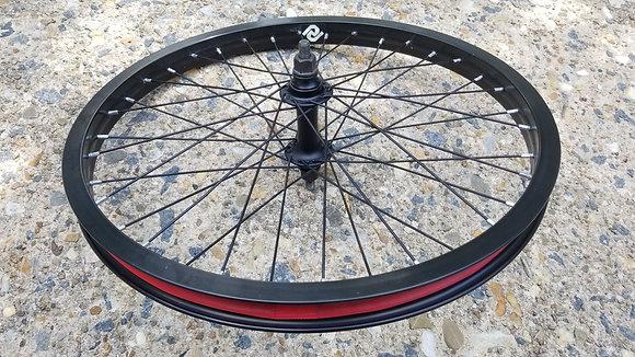 """Revenge OEM BMX Front Wheel - Black (20"""")"""