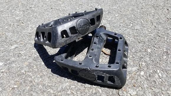 Odyssey Twisted PC BMX Pedals - Black