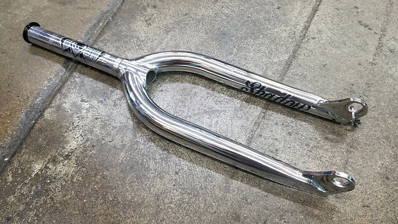 "Shadow Captive BMX Forks - Chrome (20"")"