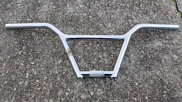 Animal Big Four Handlebars - Chrome 8.25""