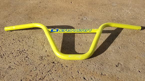 """Eastern OEM Handlebars - Neon Yellow 8.5"""""""