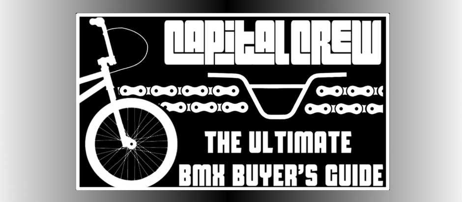 The Ultimate BMX Buyer's Guide