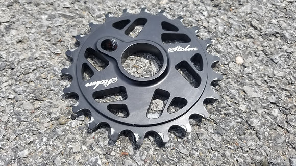 Stolen Mood Ring BMX Sprocket - Black 22T