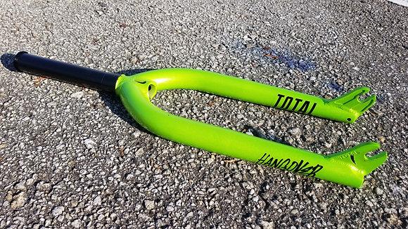 Total Hangover BMX Forks - Sparkle Green
