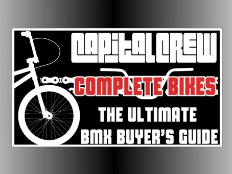 Buying a Complete BMX Bike