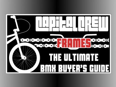 Buying a BMX Frame
