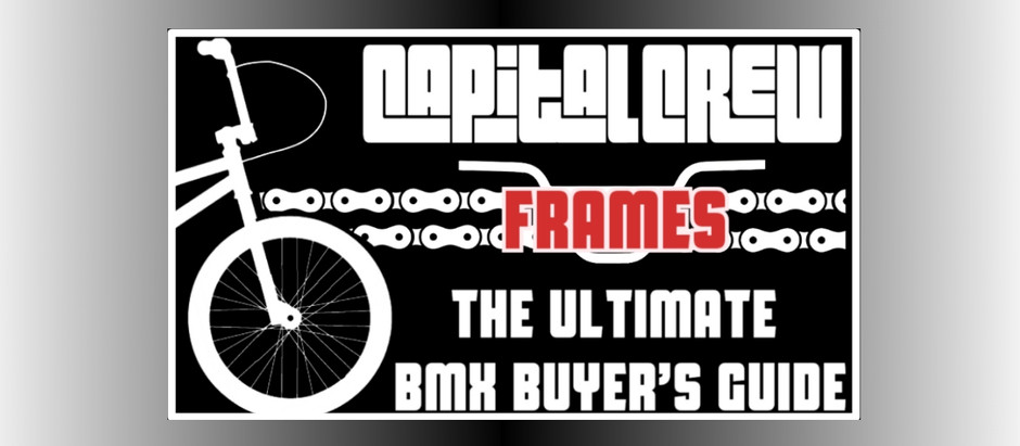 Buying a BMX Frame