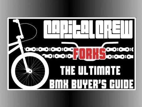 Buying BMX Forks
