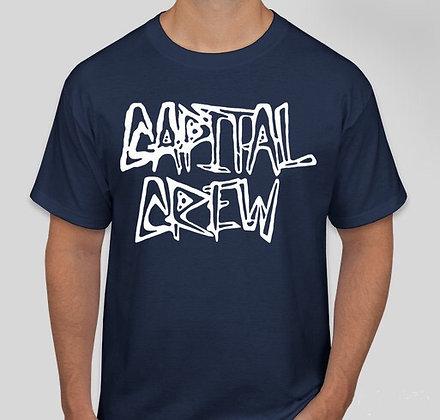 """Capital Crew"" 5yr Anniversary T-Shirt"