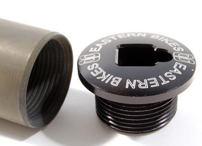 BMX Fork compression bolt