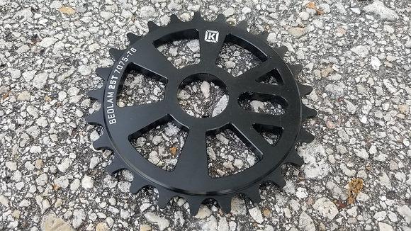 Kink Bedlam BMX Sprocket - Black 25t