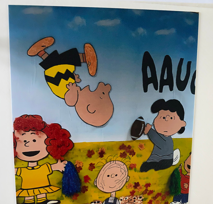 AREA 5 CHARLIE BROWN