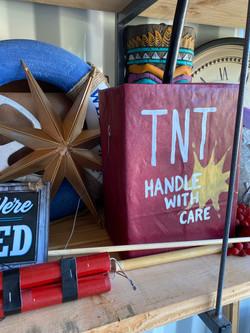 Mock TNT prop
