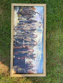 Lord of the Rings Painting
