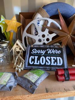 Shop props, film real mini bird house