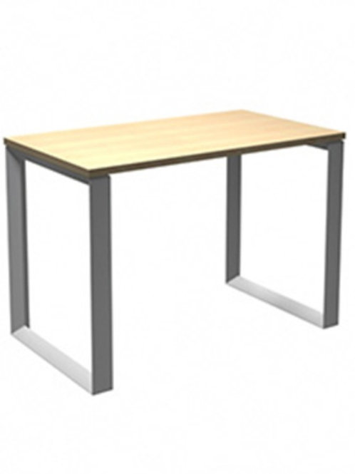 Rectangular Desk with Loop Leg #2448TBL-LOOP