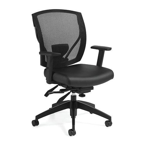Ibex | Upholstered Seat & Mesh Back Task #2806