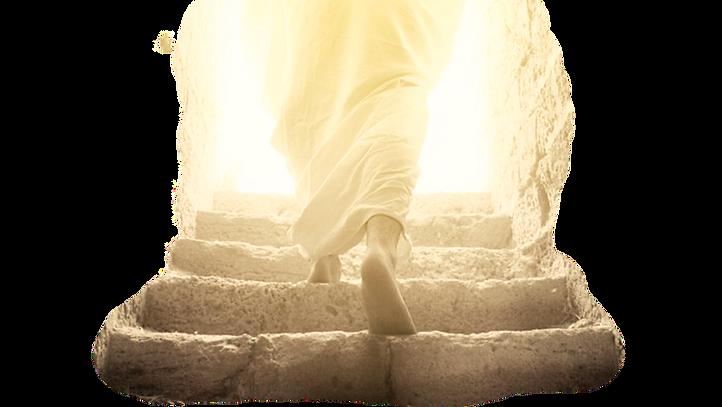 Jesus-Resurrection-Walking-out-of-Tomb-9