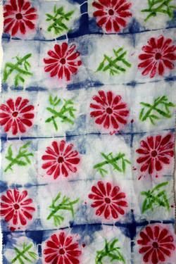 """""""Pacific Floral Plaid"""""""