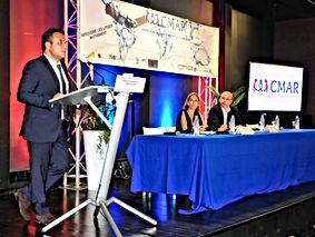 Région réunion colloque international sur l'arbitrage soutien des entreprises