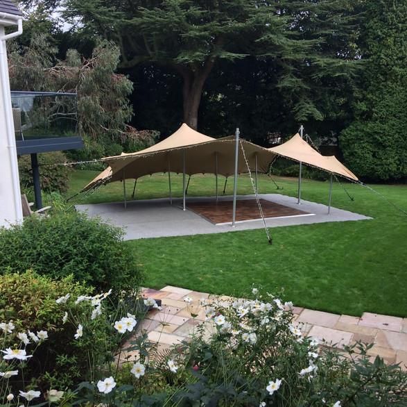 8x6m stretch tent