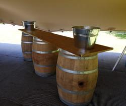 Barrel Bar 3m
