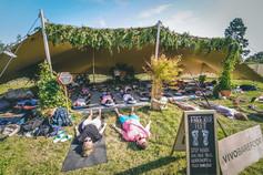 10x15m stretch tent festival