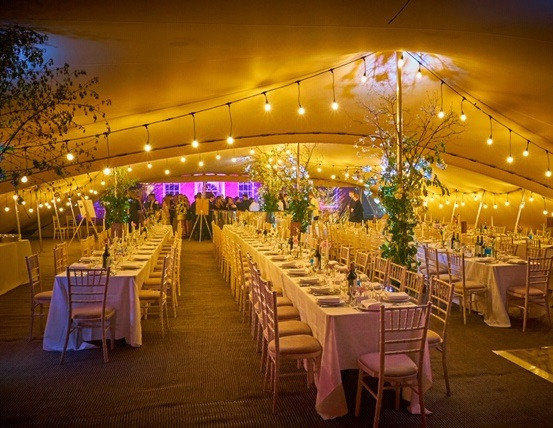 18x24m 170 guests dining dancing