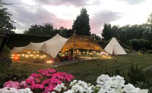 7x9m chino stretch tent 80th