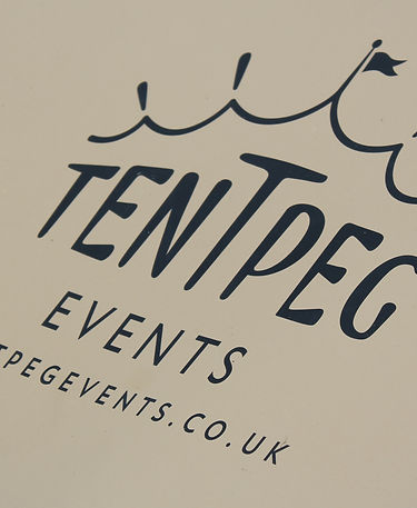 tent peg events logo