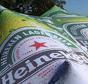 stretch tent branding