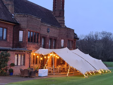 8x12m (2x 6x8s joined) stretch tent golf club