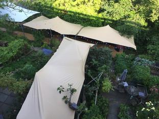 3x10m 6x8m stretch tents