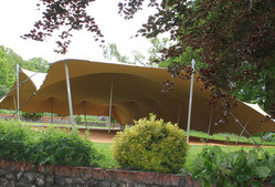 10x15m stretch tent 21st